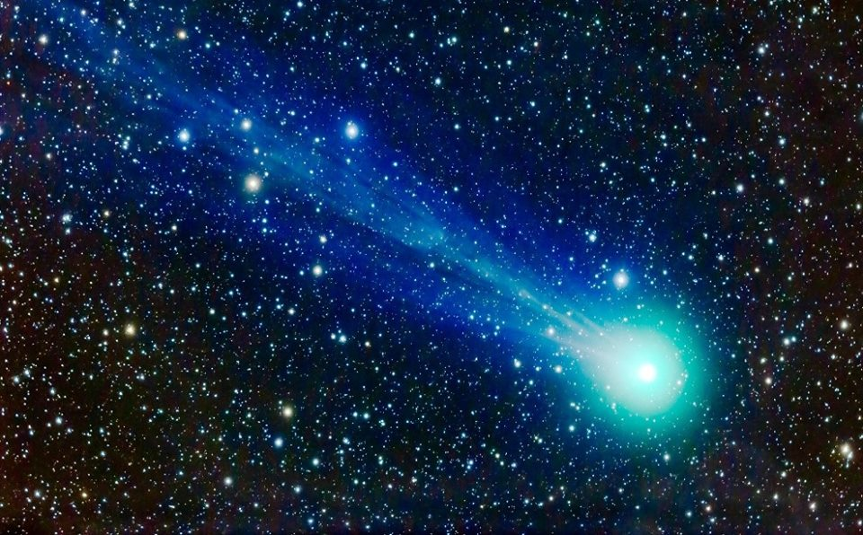 "Top 10 Facts about ""Comets""..."