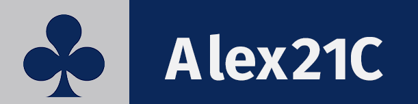 Official Logo Alex21C.com